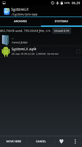 Cara edit systemUI.apk Di Android tebaru!
