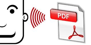 listen to pdf file