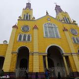 Catedral de  Castro - Chiloe, Chile