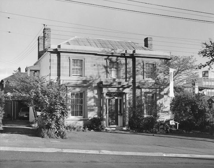 Bellkirk, 79 Davey St, Hobart