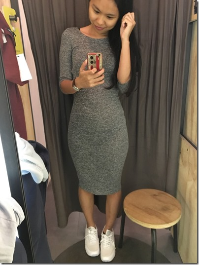 don't know what is this called, knitted dress?