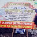Akhirnya Jadi Sarjana, Wartawan Posmetro Indragiri Wilayah Batang Tuaka Di Wisuda