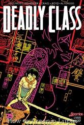 Actualización 29/04/2017: Se actualiza Deadly Class con el número 27 por AlterEgo y HellFrost de AT-Cómics.
