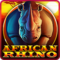 Slots African Rhino Casino icon