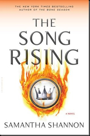 The Song Rising  (The Bone Season #3)
