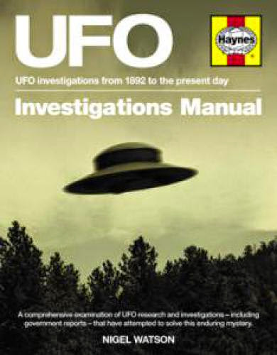 New Manual Explains How To Hunt Ufos Alien Abductions And More