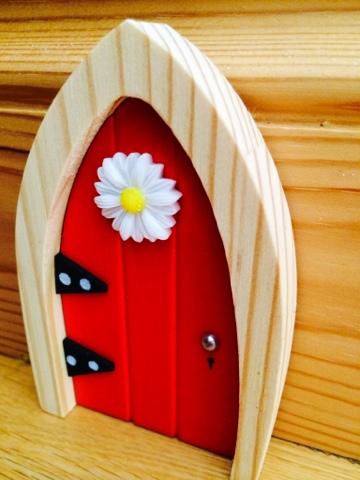 Emma in bromley the irish fairy door company for Irish fairy door uk
