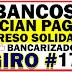 Cuándo y cómo cobrar el Ingreso solidario  en Bancolombia en agosto