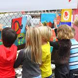 Kinderen Vullerschool maken 330 schilderijen voor Museum More