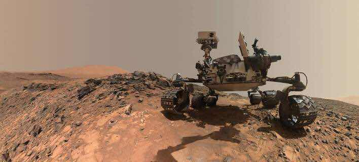 Significant announcement from NASA: Traces of life on Mars were found
