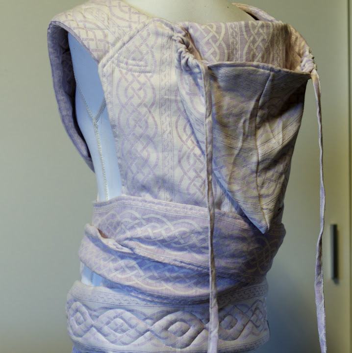 Oscha Braid Islay Wrapconversion Reversible Mei Tai Style