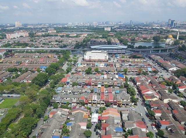 Hilton Garden Inn Puchong Day Time View