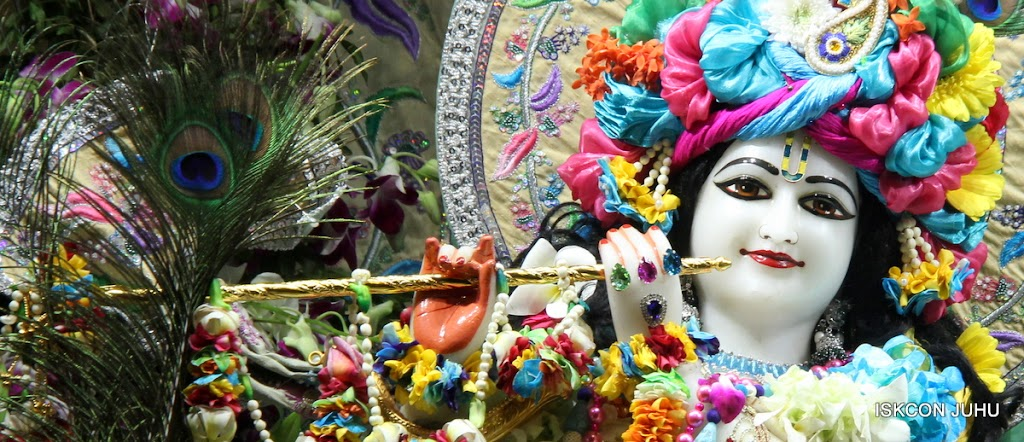 ISKCON Juhu Sringar Deity Darshan on 26th Aug 2016 (39)