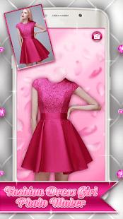 Fashion Dress Girl Photo Maker - náhled