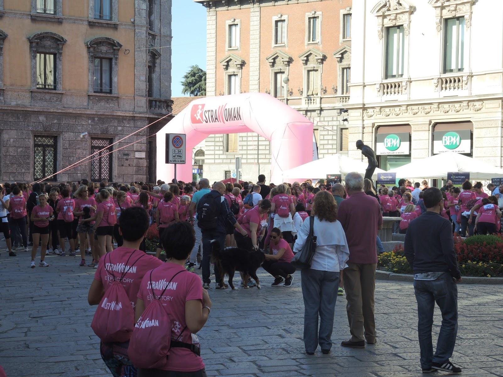 """XX trofeo """"Città di Monza"""" (gara di Orientamento Sprint nel centro storico), organizzata dalla PPN"""