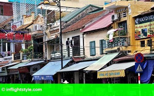 Hình 1: Di dời dân phố cổ Hà Nội: Miễn phí nhà dưới 30 m2