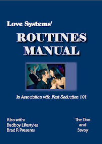 Cover of Love Systems's Book Love Systems Routines Manual Vol I