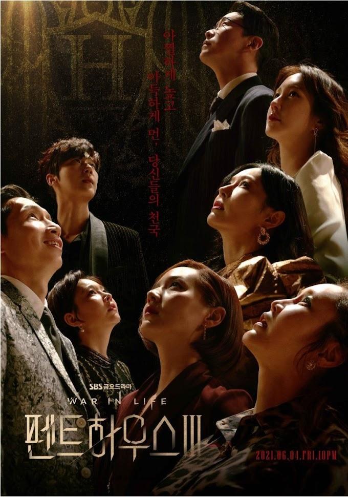 MOVIE: The Penthouse: War in Life Season 3 Episode 1 – 13 (Korean Drama)