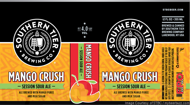 Image result for southern tier mango crush