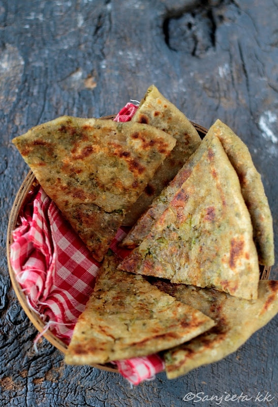 Recipes | Two Indian Flat Breads