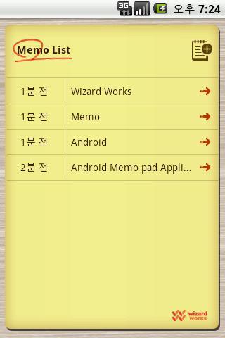 wizard memo note taking apk download apkpure co