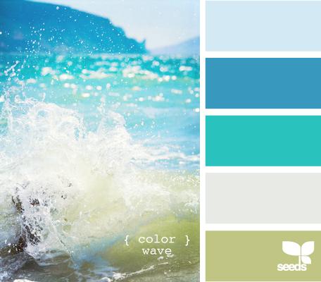 Color Inspiration Boards Via Design Seeds