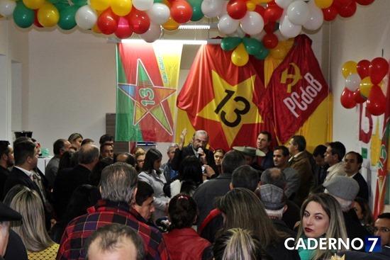 Convenção PT - foto C7