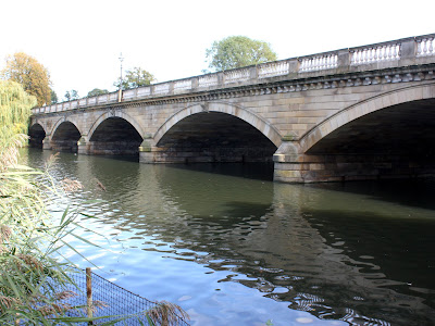 Bridge in Hyde Park