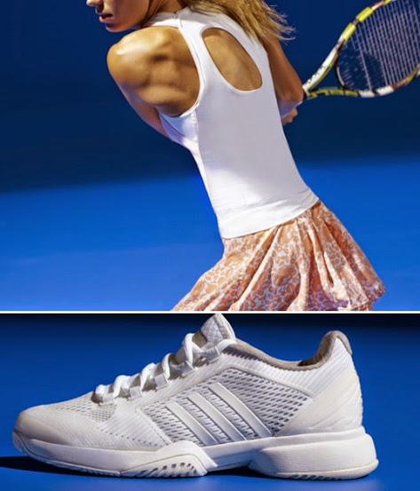 most beautiful tennis outfits to watch in Australian Open 2015