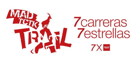 7 carreras, 7 estrellas Madrid Tactika Trail 2016