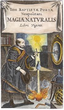 From Giambattista Della Porta Magiae Naturalis Libri Vigenti 1644, Alchemical And Hermetic Emblems 2