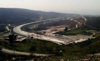 Le contournement de Djebel Ouahch nécessite des confortements