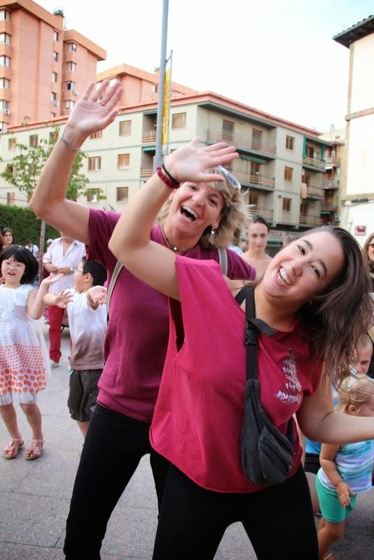Festa infantil i taller balls tradicionals a Sant Llorenç  20-09-14 - IMG_4391.jpg