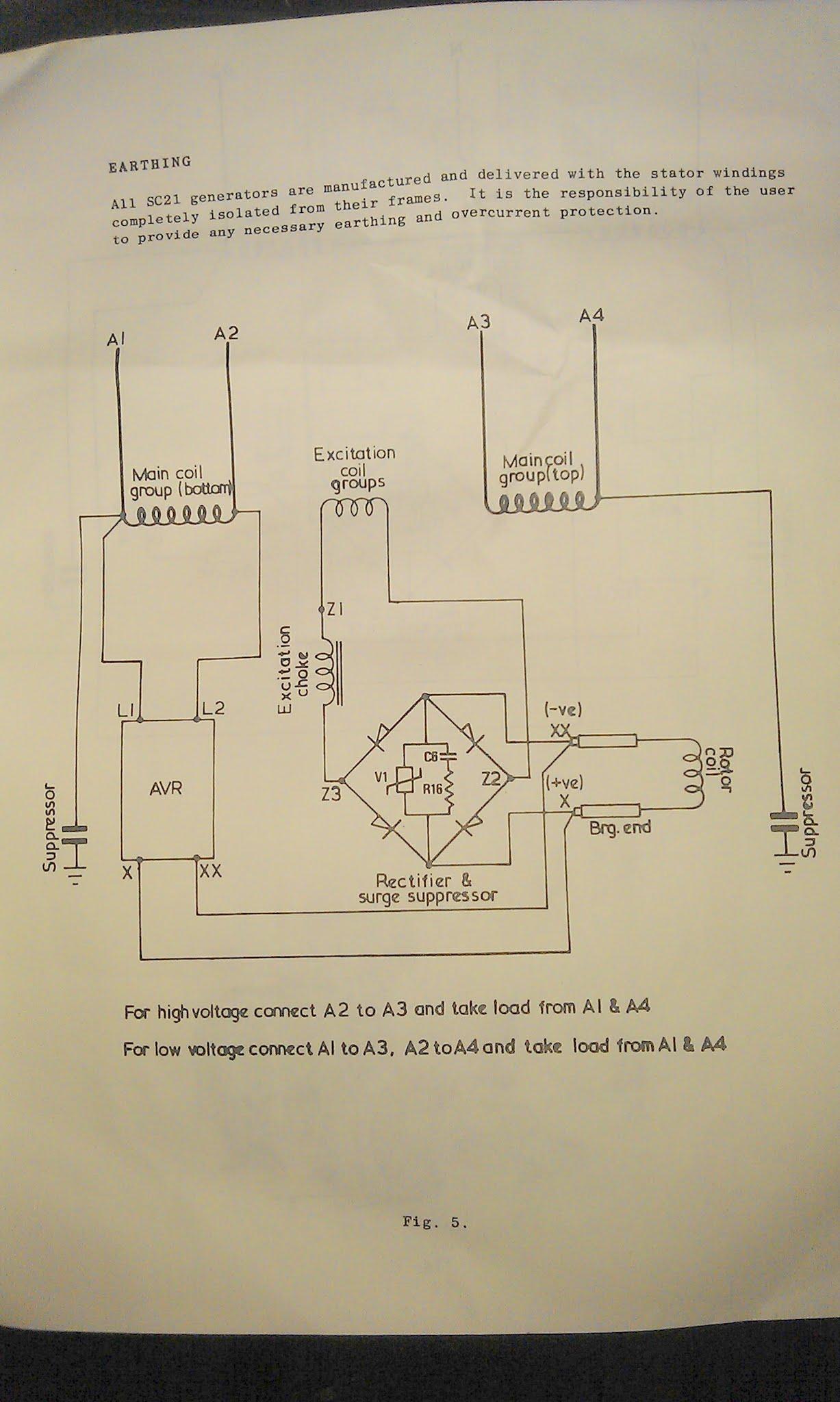 Markon Alternator Wiring Diagram : Markon alternator wiring diagram
