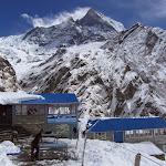 Machhapuchre Base Camp