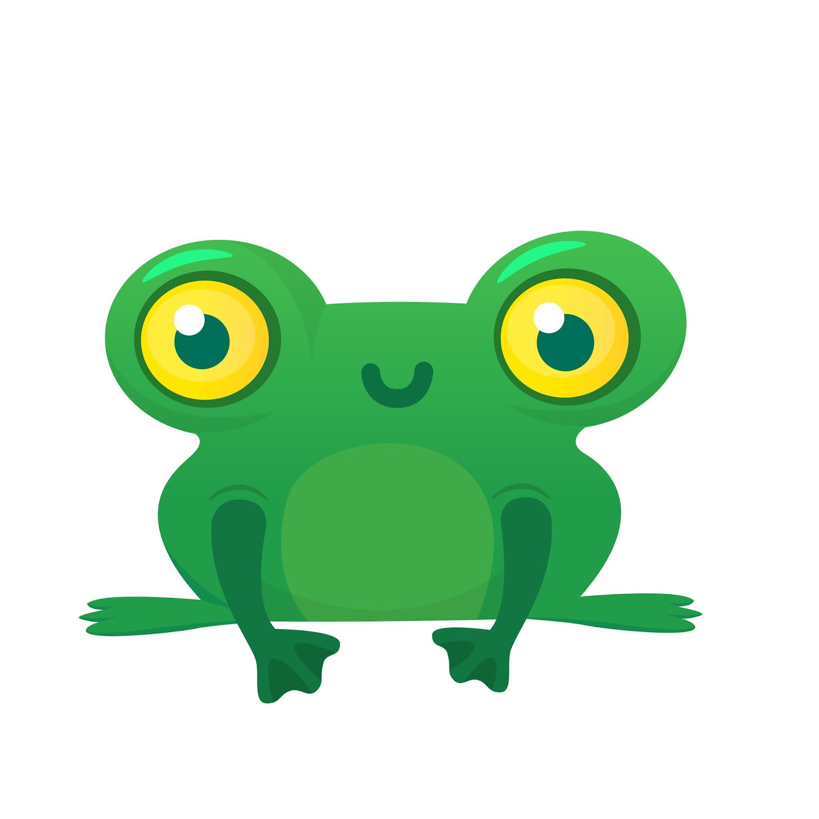 Cartoon Frog Free Download Vector CDR, AI, EPS and PNG Formats