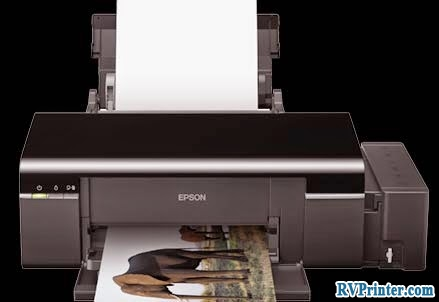 Printer Epson L800 Cannot Print a Class Photo