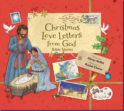 Review & #Giveaway: Christmas Love Letters from God
