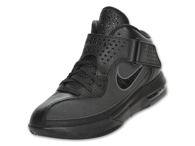 dbf7e8642869 Nike Air Max Soldier V 5 8220Triple Black8221 Available at Finishline ...