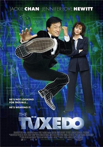 The Tuxedo [2002][DVD R1][Latino]