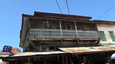 Market Balcony