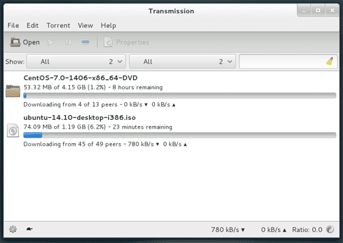 Learn How to Install Transmission on CentOS 7 Linuix