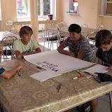Skępe 2013, obóz językowo-sportowy