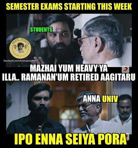 Semester Exams Starting This Week
