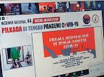 Winarti Menjadi Narasumber Dalam Webinar Pilkada Ditengah Pandemi Covid-19.