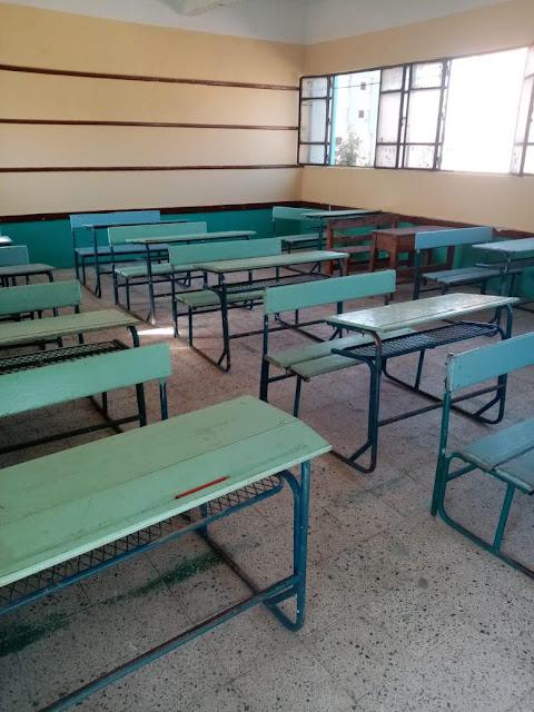 بعد الصور المتداولة تعليم القليوبية فرش الفصل بمدرسة الخانكة واقالة مدير المدرسة