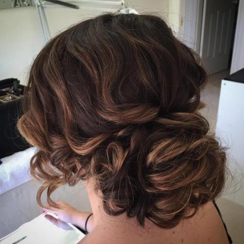 Creative curly hair for woman and girls -2017 3