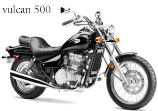 Kawasaki Vulcan 500