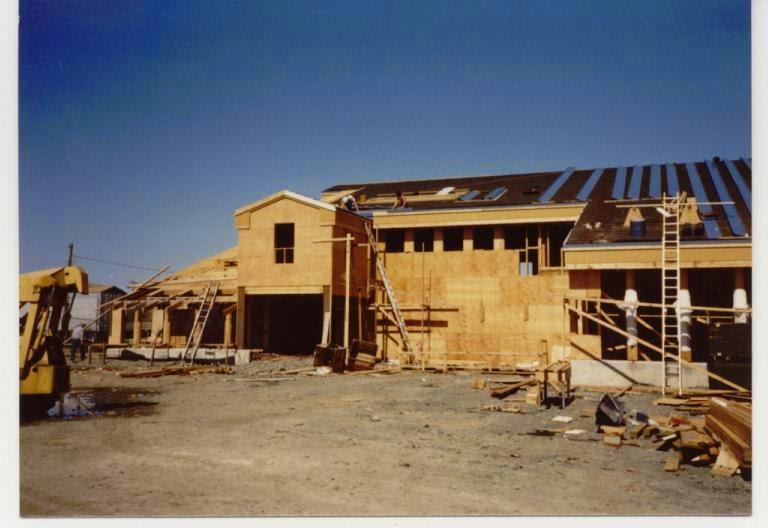 Micheal M- RJ Elem being Built
