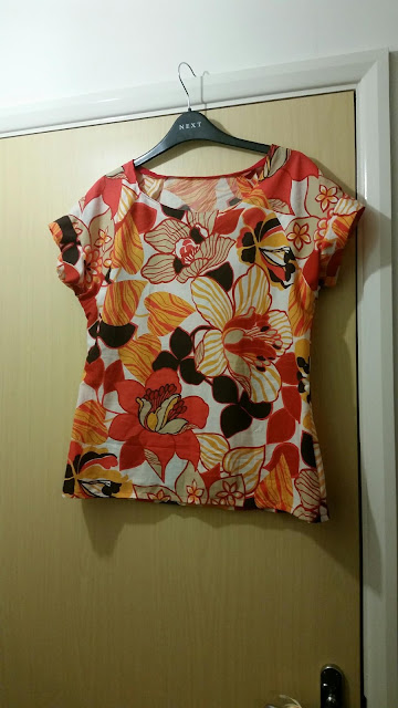 Poppybead blog - first belcarra blouse